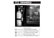 CO2 bemestingsinstallatie Exclusive 2.000 g - Dennerle