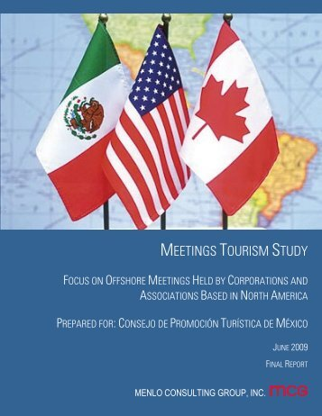 vmexico's position in the north american meetings market