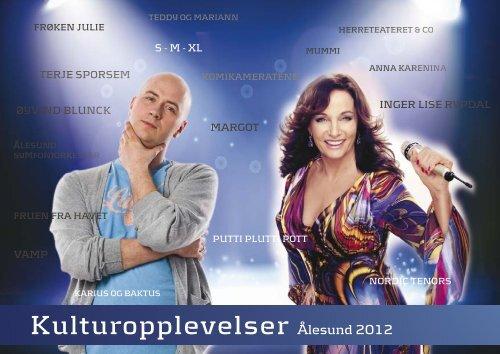 Kulturkalender 2012 vår.indd - Ålesund kommune