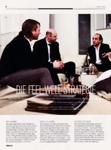 stilwerk Magazin - Hagen von Jouanne