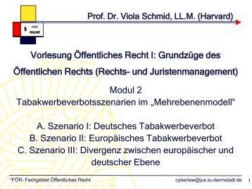 Bundesverfassungsgericht - TU Darmstadt