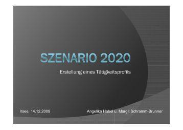 Szenario 2020 - Bildungswerk Irsee