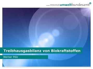 THG - Bilanzierung - Umweltbundesamt