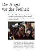 Chinas Weg in die Moderne Kunst und Dissidenz - Never Sorry - Seite 6