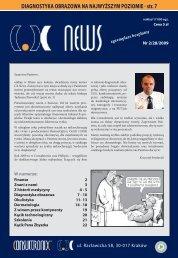 DiagnostyKa obraZowa na naJwyŻsZym poZiomie - str. 7 - CX News