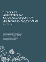 Das Paradies und die Periand Szenen aus Goethes Faust