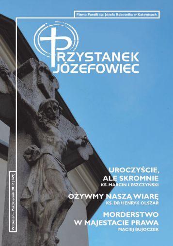 Przystanek Józefowiec - Parafia św. Józefa w Katowicach-Józefowcu