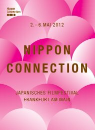 Nippon Connection Programmheft 2012