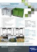 Hochbeet   Raised bed CTR 3 - Europlast - Seite 2