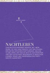 NACHTLEBEN - Mein Guide