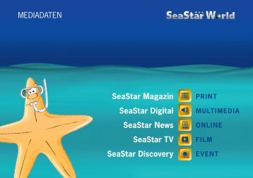 SeaStar Magazin SeaStar Digital SeaStar News ... - SeaStar-World