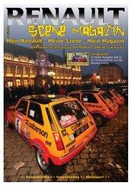 Mein Renault - Meine Szene - Mein Magazin