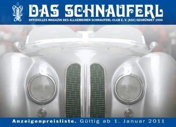 DAS SCHNAUFERL - ASC