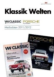 Klassik Welten - vw classic