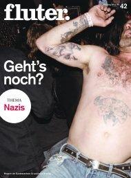 Magazin der Bundeszentrale für politische Bildung Frühling ... - Fluter