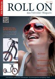 das Tretroller-Magazin - Alb-Roller