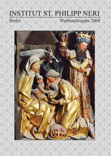 Hymnen des Prudentius (4,7 MB) - Institut St. Philipp Neri