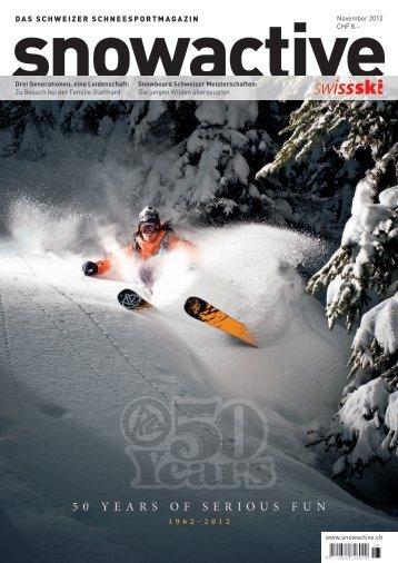 Ausgabe November 2012 > Download - Snowactive