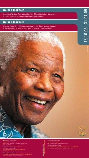 Nelson Mandela Nelson Mandela - Käfigturm