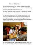 Stor taktil alle sponsorer. - Gambias Venner - Page 4
