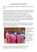 Stor taktil alle sponsorer. - Gambias Venner - Page 6