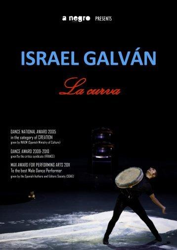 Israel Galván - A Negro Producciones