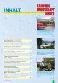 Innovative Ver- und Entsorgungsstationen - Campingwirtschaft Heute - Seite 5