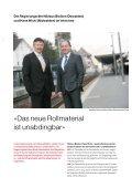 Das Magazin der Zentralbahn. - Seite 4