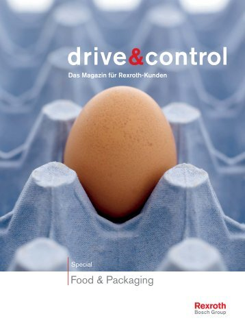 Food & Packaging spezial - Bosch Rexroth