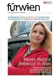 "Neues Musical ""Rebecca"" in Wien - Wien Holding"