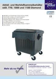 0660-1700lt Behälter Diamond.cdr - Europlast