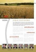 Das Magazin zur Charterfeier Lions Club Pregarten Aisttal - Seite 6