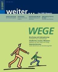 Das WBS Magazin - WBS Training AG