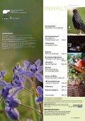 1 • 2012 Magazin für Arten- und Biotopschutz - LBV - Seite 3