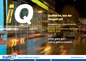 magazin - Frankfurt am Main