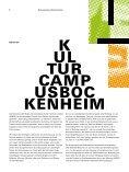 Frankfurt in Takt: Kulturcampus Bockenheim - HfMDK Frankfurt - Seite 4