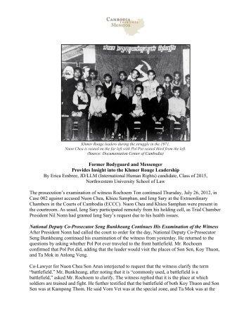 CTM Blog 7-26-12.pdf - Cambodia Tribunal Monitor