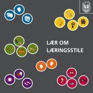 Pjece: Lær om læringsstile - Aarhus.dk