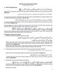 Memelihara Iman dan Amal Pasca Ramadhan Kudang Abdullah B ...
