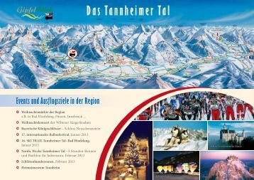 Das Tannheimer Tal - Hotel Tyrol am Haldensee