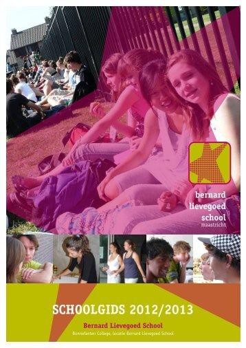 SCHOOLGIDS 2012/2013 - Bernard Lievegoed School