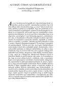 Bányai János EGYRE KEVESEBB TALÁN - Forum Könyvkiadó - Page 5