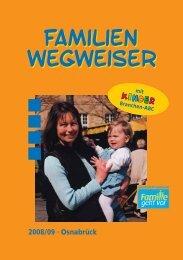 KINDER - Familienwegweiser - Klecks
