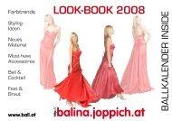 LOOK-BOOK 2008 - Balina.joppich.at
