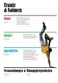 Trautz & Salmen - Tanzschulen - Seite 2