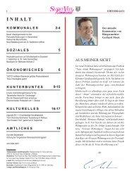 """""""Wies´n""""-Premiere! Am 29. September findet erst - St. Veit an der Glan"""