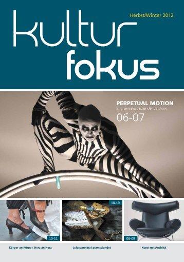PerPetual Motion - Kulturfokus
