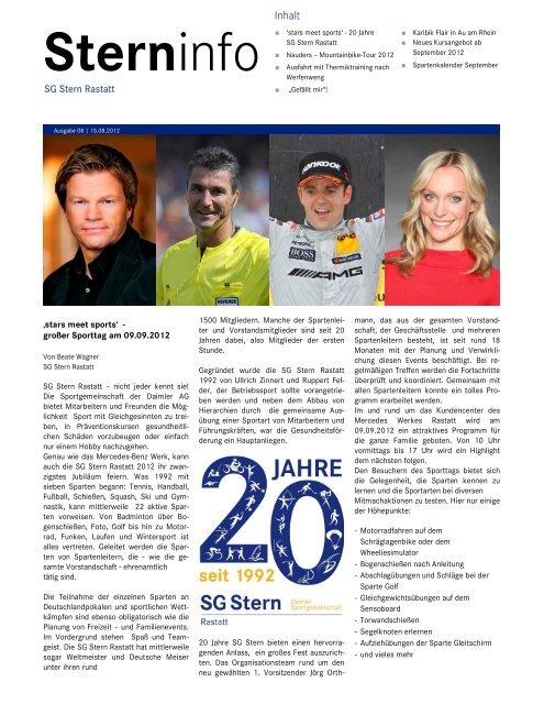 2012_08_15 Sterninfo - SG Stern Rastatt