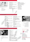 Kursprogramm I/2005 - Tanzschule Am Bürgerpark - Page 2