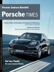 die Porsche Card bzw. Porsche Card S.